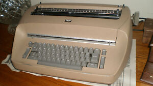 Selectric Typewriter , with extras