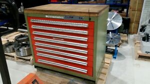 4 Rousseau Tool Chest
