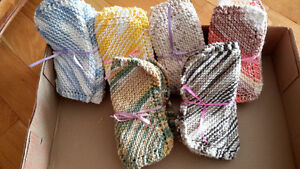 Sale Price Sets of 3 Hand Knitted Cloths Kingston Kingston Area image 2