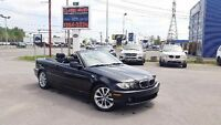 BMW 3 Series 325Ci CONVERTIBLE BAS KM! 2006