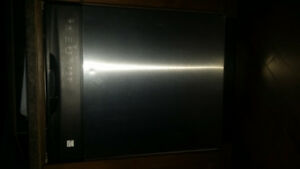 "Kenmore 24""  Dishwasher- Stainless Seel"