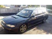 Import Subaru Legacy