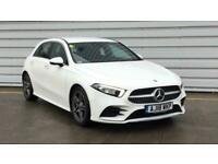 2018 MERCEDES A-CLASS A200 AMG Line Premium 5dr Auto Hatchback petrol Automatic