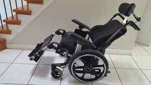 Tilt in Space Wheelchairs with Roho Cushion