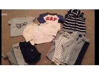 Boys 6-12 Months Clothes Bundle