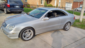 2003 Mercedez CLK 320 Coupe