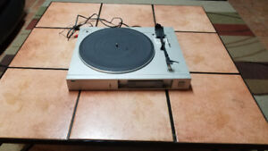 "Table Tournante Sansui P-D10 Direct Drive ""Vintage"""