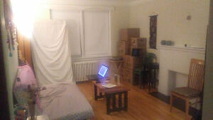 Sandy Hill bachelors apartment for rent