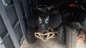 2×4 atv full size