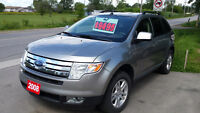 2008 ford edge suv SAFETY+E-TESTED