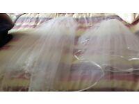 x2 Veils. £15 each