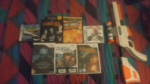 Video Games (Wii, Gamecube, DS, GBA)