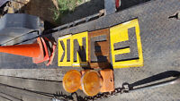 Line painting supplies