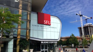 AWESOME CONDO IN SURREY CENTRAL - 10 MIN WALK TO SFU & SKYTRAIN
