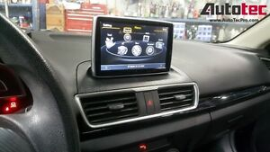 Mazda 3 HD Touch Screen GPS DVD BT Camera System (2014-2016)