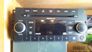 Stereo from a 2009 ram