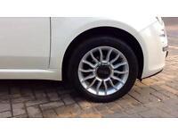 2013 Fiat 500 1.2 Lounge 2dr (Start Stop) Manual Petrol Convertible