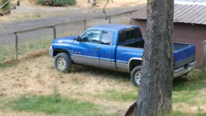 97 ram 5.2 auto and a 1998 ram 1500 5.9 5 speed