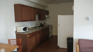 Furnished 2 bedroom utilities included