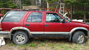 1989 Chevrolet Other Grey SUV, Crossover