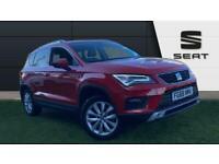 2018 SEAT Ateca 1.0 TSI SE L [EZ] 5dr Petrol Estate Estate Petrol Manual