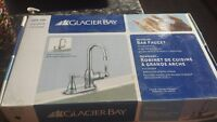 Bar Faucet Newbury chrome finish  new in the box * can deliver