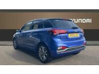 2019 Hyundai i20 1.2 MPi Play 5dr Petrol Hatchback Hatchback Petrol Manual