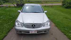 Mercedes c230 kompressor 2004 for sale or trade   low mileages