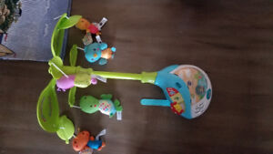 mobile for crib (mint condition)