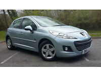 Peugeot 207 1.4 75 Envy New Mot 3 Months Warranty Cheap Small Car