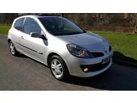 2006 RENAULT CLIO 1.4 16v DYNAMIQUE, PANORAMIC ROOF,