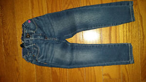 Jeans Mexx girl 2T-3T ajustable