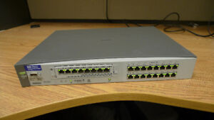 HP ProCurve Ethernet Switch 2400M 24-Port Managed Stackable .