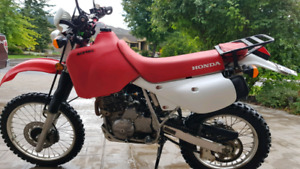 XR650L - 2013 with 15 000km