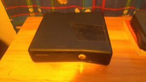 Xbox 360; 250 GB with 44 games