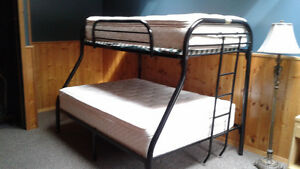 Bunk Bed single over double REDUCED
