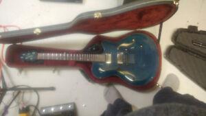 Electric guitar - Godin Flat Five