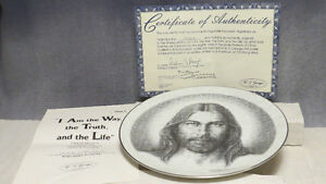 1992 W.S. George Portraits of Christ