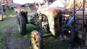 Bautz AS120 Tractor