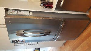 Maytag stainless steel french door refrigerator