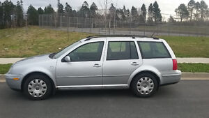 2004 Volkswagen Jetta Wagon - Inspected