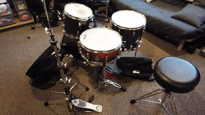 SONOR JUNGLE KIT FORCE 3005 FULL MAPLE WITH SNARE