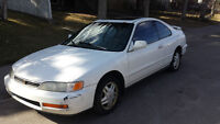 1996 Honda Accord EX-R Coupe Fully Loaded except for Leather