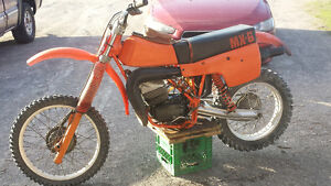 can am mx6 250 2 stroke