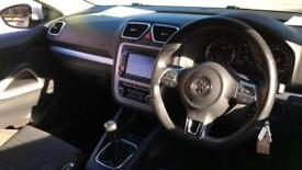 2011 Volkswagen Scirocco 2.0 TDi BlueMotion Tech GT 3dr Manual Diesel Coupe