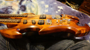 GUITAR\BASS HANDCRAFTED ONE OF A KIND St. John's Newfoundland image 2