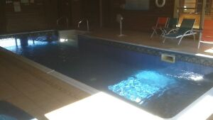 swimming pools and hot tubs
