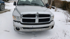 Parting out 2004 Dodge Ram 1500 4.7 RWD quad cab 3.55 posi