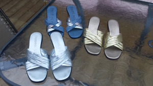 Ladies Sandals EUC