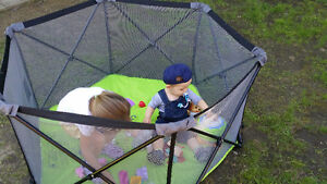parc pop'n play comme neuf
